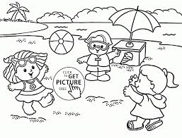 drawing pictures of summer season 27 summer season coloring pages