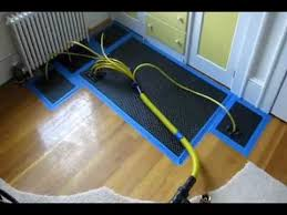 how to repair and hardwood floor water damage sudbury