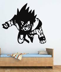 Wwe Wall Stickers Wallmantra Goku Wall Decor Wall Sticker Buy Wallmantra Goku