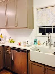 Kitchen Backsplash For Renters - a smart tiles product review the budget way to backsplash