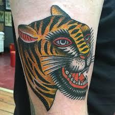 11 definitive bert grimm tiger tattoos tattoodo