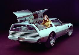 pontiac corvette concept concept car of the week pontiac firebird type k 1978 car