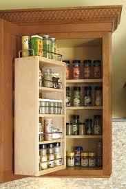 spice rack cabinet insert spice storage cabinet organizing spice rack spice rack cabinet