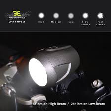 bright eyes bike light review amazon com bright eyes newly upgraded and fully waterproof 1200