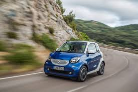 a dual clutch transmission fitted in the new smart fortwo