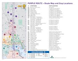 Baltimore Subway Map by The Collegetown Shuttle Baltimore Collegetown Network