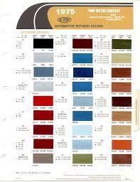 100 blue auto paint color chart torino paint colors valspar