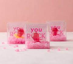 Ring Pop Boxes Bridal Shower Theme Pink Party Ideas Rock Candy Bridal Showers