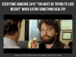 Eating Healthy Meme - list of synonyms and antonyms of the word healthy food funny memes