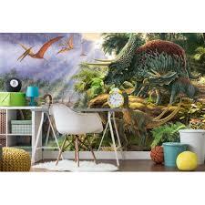 décoration murale chambre d enfant papier peint panoramique les