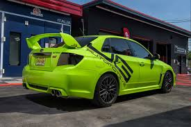 subaru green 2017 autodip world subaru sti in ithaca green
