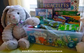 Easter Gift Ideas by 25 Easter Basket Ideas For Kids Mrs Weber U0027s Neighborhood