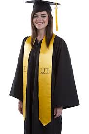 graduation gown and cap of bachelors cap and gown set co op