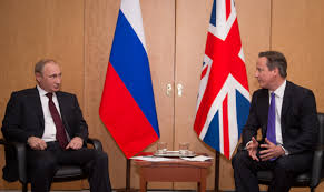 Flag Of Cameron Migrant Crisis Public Believes Putin Better Than Cameron To Deal
