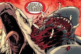 you u0027re probably wondering what was up with the shark man on the
