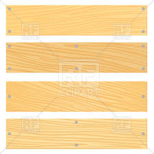 wood board wood board and nails royalty free vector clip image 8551