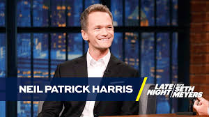 neil patrick harris u0027 family is serious about halloween youtube