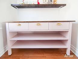 ikea kitchen cabinet hacks make it varde kitchen cabinet ikea hack makeover curbly