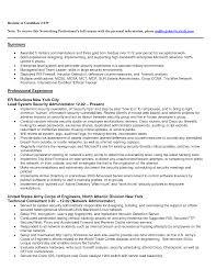 Sample Resume Personal Information by Download Network Technician Sample Resume Haadyaooverbayresort Com