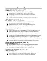 Trained New Employees On Resume Resume Ctr