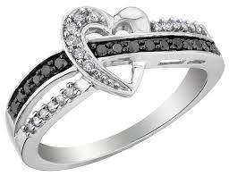 black diamond promise ring black diamond promise rings for women and men wedgelog design