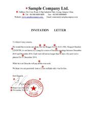 Uk Visa Letter Of Invitation Business Sle Invitation Letter Business Visa Indonesia Image Collections