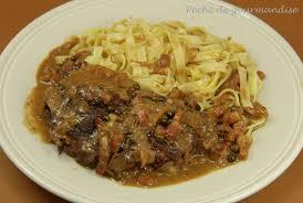 cuisiner le paleron paleron de bœuf sauce au poivre péché de gourmandise