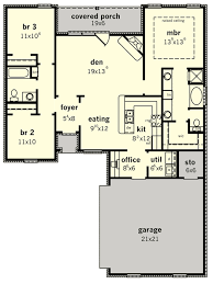 starter home floor plans starter or retirement home plan 83098dc architectural designs