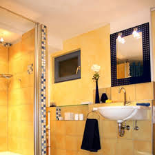 black and yellow bathroom ideas 38 stylish bathroom decorating ideas jersey handyman service