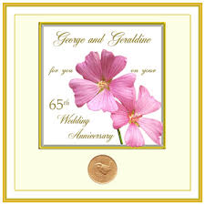 60th wedding anniversary wishes personalised wedding anniversary cards gifts
