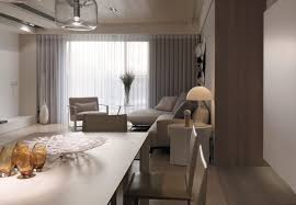 small studio apartments clean white beige furniture in small studio apartment as best idea