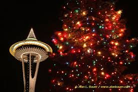 seattle xmas she climbed until she saw