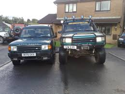 2000 land rover lifted land rover discovery lifted us 2000 land rover discovery ii