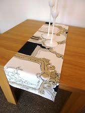 abstract table runners ebay