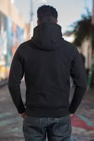 3sixteen heavyweight hoodie black