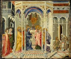 giovanni di paolo giovanni di paolo di grazia the adoration of