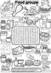 food sorting free worksheets special ed life skills autism