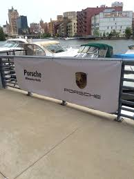 vinyl porsche banners com porsche banners and yard signs