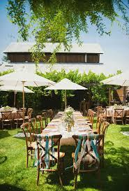 Rustic Garden Decor Ideas Triyae Com U003d Rustic Backyard Wedding Reception Ideas Various