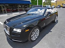 roll royce phantom 2016 2016 used rolls royce dawn 2dr convertible at fort lauderdale