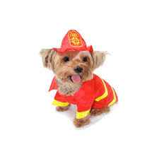 fireman dog halloween costume with same day shipping baxterboo