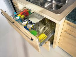 Modern Kitchen - Kitchen sink drawer