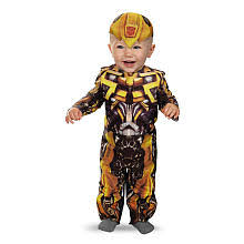 Bumble Bee Baby Halloween Costumes Transformers Bumblebee Halloween Costume Infant Size 12 18