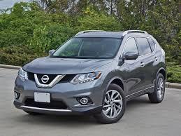 Nissan Rogue Grey - 2015 nissan rogue sl awd road test review carcostcanada