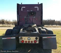 1995 peterbilt 379 semi truck item db4623 sold december