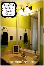 Bathroom Mirror Ideas Diy by 34 Best Bathroom Remodeling Ideas Images On Pinterest Bathroom