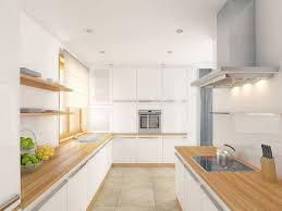 white galley kitchen designs artistic 25 stylish galley kitchen designs designing idea in white