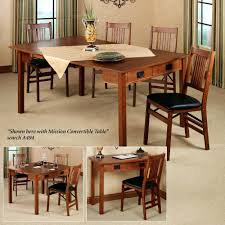 foldable dining room table dining tablesbutterfly drop leaf table with 4 foldable chairs