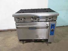 imperial convection oven pilot light commercial stove ebay