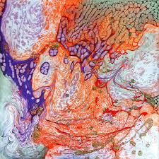 pebeo liquid alkyd oil paints vitrail fantasy moon and fantasy